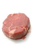 Taglio fresco del filetto di manzo Immagini Stock