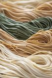 Tagliolini pasta Royalty Free Stock Photos
