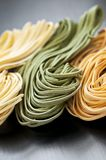 Tagliolini pasta royalty free stock photos