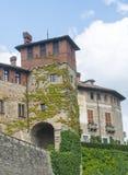 Tagliolo Monferrato, castle Royalty Free Stock Photo