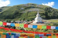 Tagong-Tempellandschaft Stockfoto