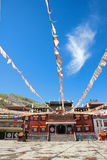Tagong Temple Royalty Free Stock Photography