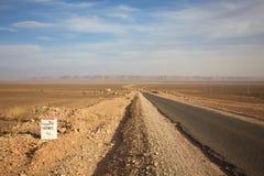 Tagounite 13 Kilometer Lizenzfreie Stockbilder