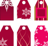 Tags. Vector set of tags for design Royalty Free Stock Photography