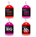 Tags Black Friday sale Stock Image