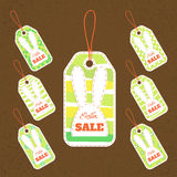 Tags   easter  theme Royalty Free Stock Photo