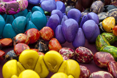 Tagua Jewelry - Bracelets Stock Images