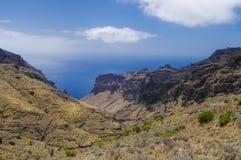 Taguluche village, La Gomera, Canary Islands Royalty Free Stock Photos