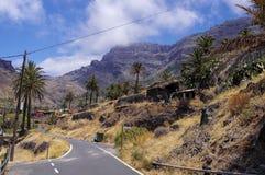 Taguluche village, La Gomera, Canary Islands Stock Photos