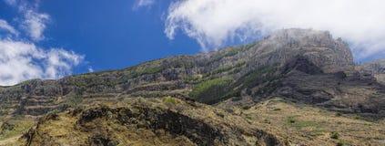 Taguluche village, La Gomera, Canary Islands Royalty Free Stock Photography
