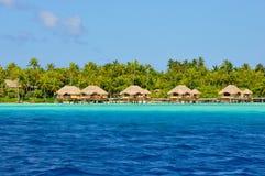 Tahaa, Французская Полинезия Стоковое Изображение