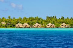 Tahaa, Polinésia francesa Imagem de Stock