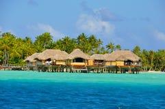 Tahaa, Polinesia francese Fotografia Stock Libera da Diritti
