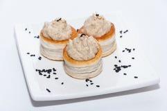 Tahini appetizer Royalty Free Stock Image