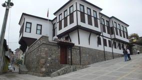 Tahir Pasha Mansion. Mudanya old ottoman house Royalty Free Stock Image