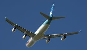 Tahití Nui A340 Foto de archivo libre de regalías