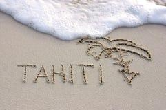 Tahiti stock photos