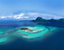 Tahiti - French Polynesia Stock Photography