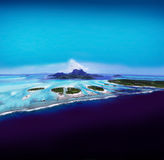 Tahiti - French Polynesia Royalty Free Stock Images