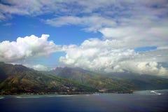 Tahiti Island Royalty Free Stock Images