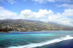 Free Tahiti Lagoon And Reef Royalty Free Stock Photos - 1147928
