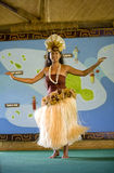 Tahitian Dancer Stock Photography