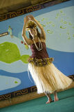 Tahitian Dancer Stock Photography