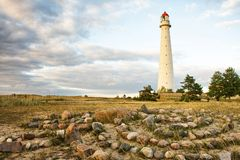 Tahkuna Lighthouse royalty free stock images