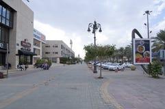 Tahlia ulica W Riyadh, Arabia Saudyjska, 01 12 2016 Obrazy Stock