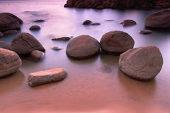 tahoe берега озера Стоковая Фотография RF