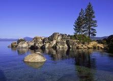tahoe бечевника озера Стоковые Фотографии RF
