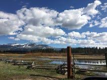 tahoe озера южное Стоковое фото RF