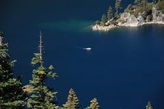 Tahoe湖 免版税库存图片