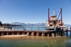 Tahoe Queen Royalty Free Stock Photos