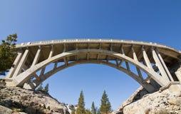 Tahoe Rainbow Bridge Royalty Free Stock Image