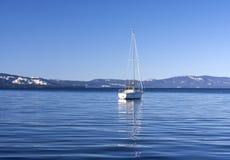 Tahoe segling royaltyfria bilder