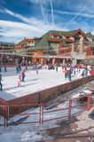 Tahoe Ski Resort Stock Photography