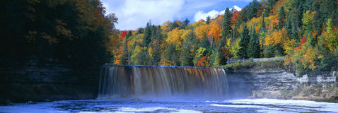 Tahquamenon Fall State Park stock photo