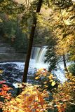 Tahquamenon Falls Royalty Free Stock Photos