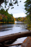 TAHQUAMENON FALLS Royalty Free Stock Photography