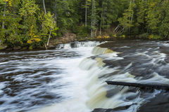 Tahquamenon Lower Falls Stock Photos