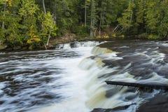 Tahquamenon Lower Falls Stock Photos