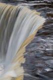Tahquamenon skok do wody Obrazy Stock