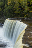Tahquamenon Upper Falls Royalty Free Stock Image