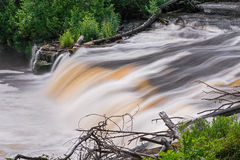 Tahquamenon Whitewater Stock Photos