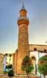 Taht el Kale Mosque in Nicosia. Cyprus Royalty Free Stock Photo