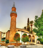 Taht el Kale Mosque in Nicosia. Cyprus Royalty Free Stock Images
