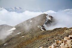 Tahtali mountain Royalty Free Stock Photos