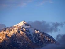 Tahtali mountain in Turkey, Antalya Kemer Stock Photo