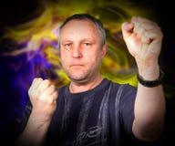 Tai chi εκπαιδευτικός Στοκ εικόνα με δικαίωμα ελεύθερης χρήσης
